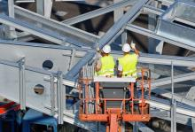 Фирма Work In ищет монтеров метал конструкций