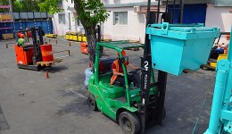 forklift driver courses