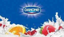 Упаковщик йогуртов Danone