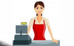 Девушка на работу на складе и офисе
