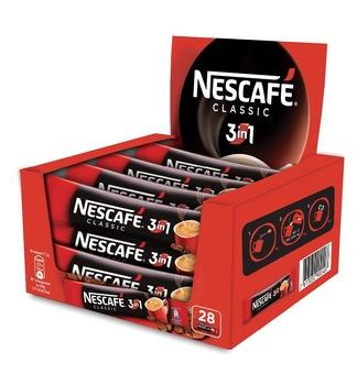 Рабочие на фабрике кофе Nescafe 12.88 зл нетто