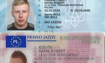 Ukraińskie prawo jazdy dla Polaków