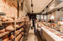 Упаковка хлеба под Варшавой