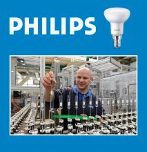 Познань / Упаковщик на завод лампочек Philips
