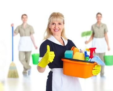 Уборщица в отель