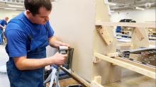 Мебельное производство - сборка конструкций