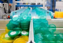 Производство пластиковых контейнеров