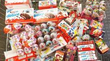 Пакування кіндерів, цукерок та шоколадок