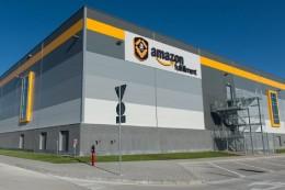 Сортировщик товаров на склад Amazon