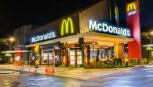 Работники на кухню в McDonalds