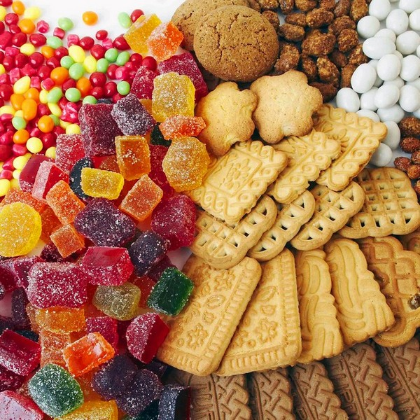 Пакувальник солодощів на фабрику MALPAK