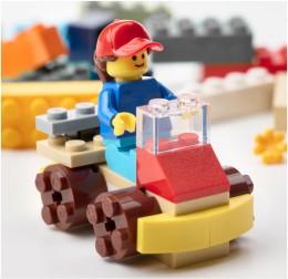Упаковщик / карщик на склад игрушек Lego в Гданьск