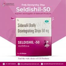 Купити Селдишил силденафіл 50 мг перорально розпад