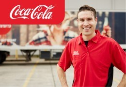 Работник на фабрику Coca-Cola (Варшава / Щецин)
