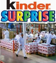 Упаковщик \\\\ шоколаду Kinder\\\\ без опыта