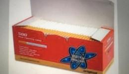 Фабрика сигарет и составляющих сигарет ( фильтра и