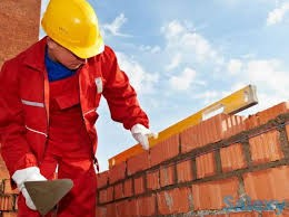 Работа для каменщиков