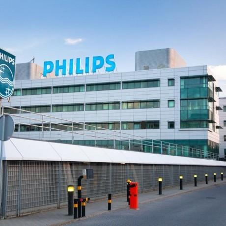 Упаковщик лампочек на завод Philips Lighting