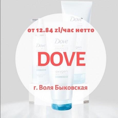 Упаковщики мыла Dove до 1000 $ семейные пары