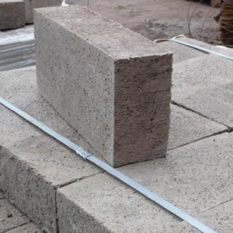 Производство шлакоблоков и бетонных изделий.