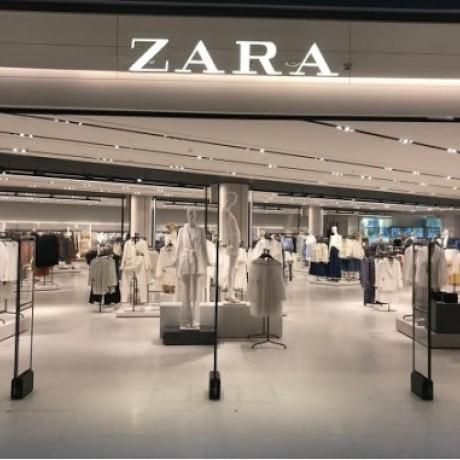 Разнорабочий на упаковку одежды на складе Zara