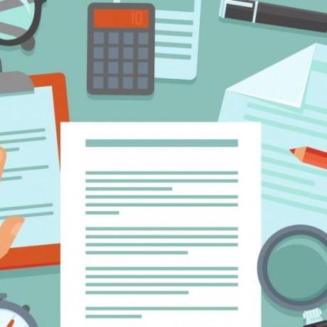Услуги по оформлению документов. Правовая помощь