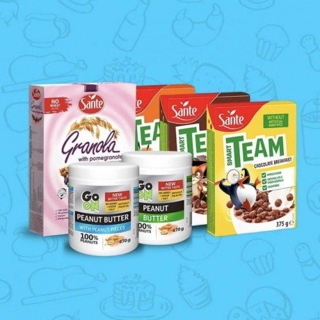 Упаковщик продуктов здорового питания
